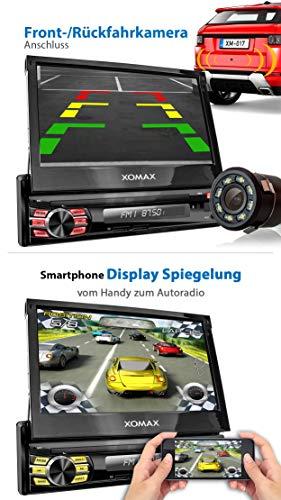 XOMAX XM-VA707 Digitalradio - 8