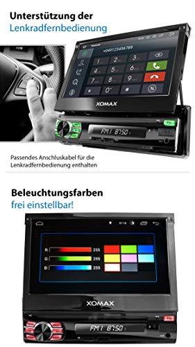 XOMAX XM-VA707 Digitalradio - 9