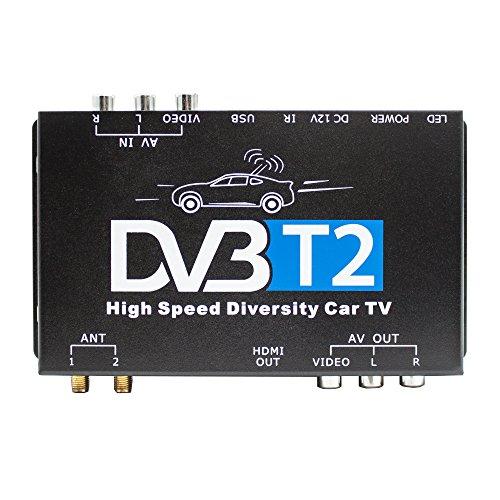 XOMAX DVB-T2 Receiver - 3