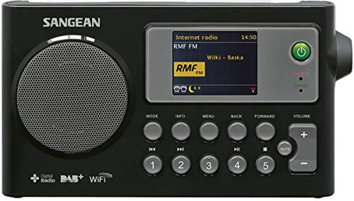 Sangean WFR-27C Digitalradio