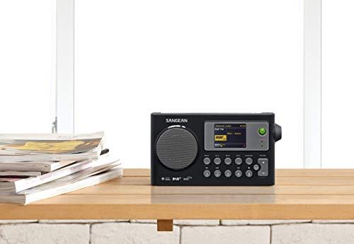 Sangean WFR-27C Digitalradio - 3