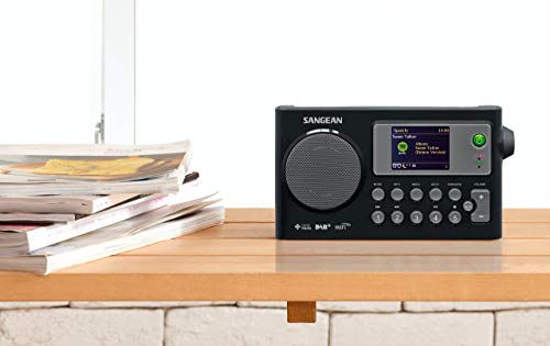Sangean WFR-27C Digitalradio - 2