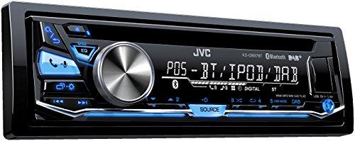 JVC KD-DB97BT DAB Autoradio