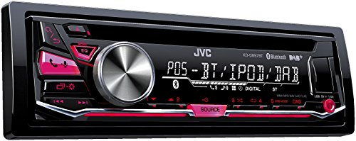 JVC KD-DB97BT DAB Autoradio - 5
