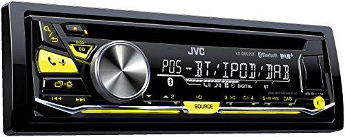 JVC KD-DB97BT DAB Autoradio - 7