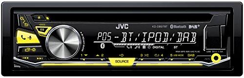 JVC KD-DB97BT DAB Autoradio - 8