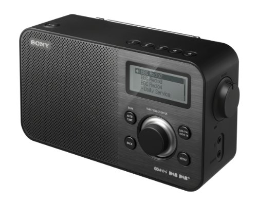 Sony XDR-S60 DAB+ Digitalradio - 3