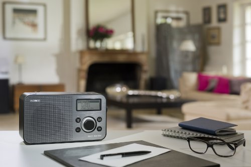 Sony XDR-S60 DAB+ Digitalradio - 6