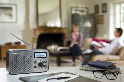 Sony XDR-S60 DAB+ Digitalradio - 8