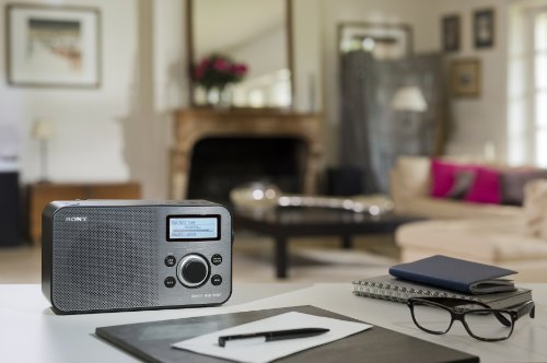 Sony XDR-S60 DAB+ Digitalradio - 9