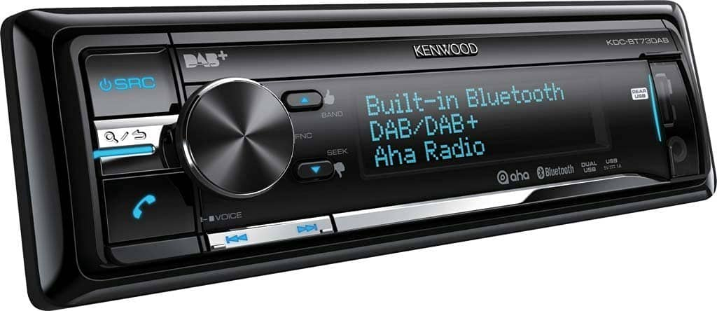 kenwood kdc bt73dab dab autoradio digitalradio. Black Bedroom Furniture Sets. Home Design Ideas