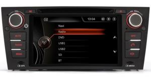 Pumkin 7 Zoll BMW E90 Radio