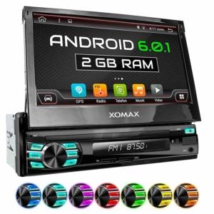 Display Farben XOMAX XM-VA707
